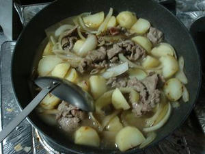 簡単料理,レシピ,肉じゃがの作り方,おふくろの味,定番の和食