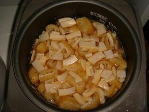 簡単料理,レシピ,たけのこご飯の作り方,炊き込みご飯,たきこみご飯,料理初心者