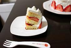 赤ちゃん用ケーキ,ベビー用クリスマスケーキ,1歳のバースデーケーキ,作り方,ヨーグルト水切り,レシピ