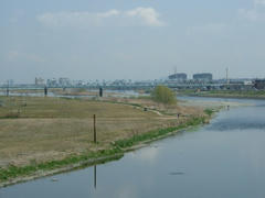 070321多摩川の風景