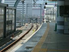 中央線東京駅終着線