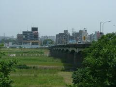 多摩川・関戸橋