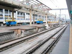 博多駅7番線改良工事