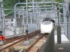 JR九州新幹線「つばめ」