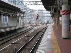 JR博多駅下り4番線?