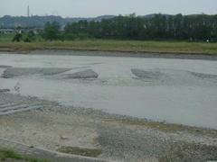 多摩川の風景(9.24)