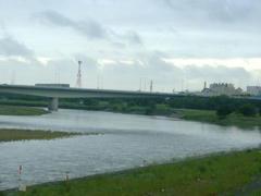 多摩川☆定点観測