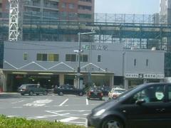 JR中央線国立駅