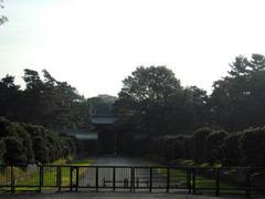 皇居・半蔵門