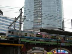 有楽町駅の風景