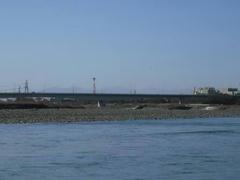 多摩川・空・陸・川