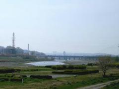 多摩川☆遠望
