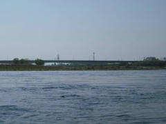 水清き多摩川