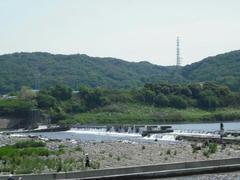 多摩川・大丸用水堰