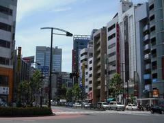 神田小川町交差点