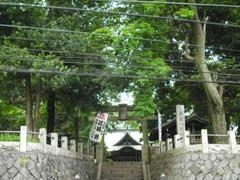 近藤勇☆八幡宮
