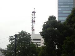 皇居・気象庁