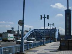 駒形橋の風景