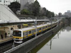 中央緩行線E231系