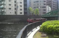 神田川河口