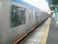 相鉄線・平沼橋駅