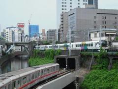 中央線E257系
