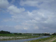 多摩川・定点観測