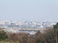 多摩からの風景