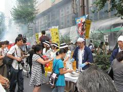 目黒さんま祭