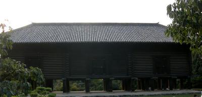 正倉とは本来、お寺の倉のこと