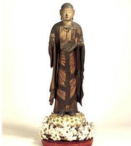 東大寺公慶堂の地蔵菩薩立像