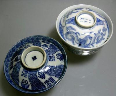 蓋物の御茶碗です。