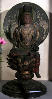 最古の虚空蔵菩薩だそうです。