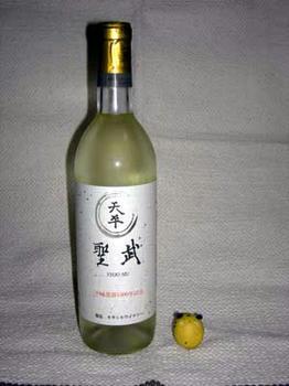 間違いなく白ワインです。