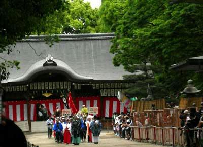 京都市 藤森神社 090505