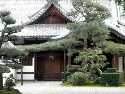 円照寺です
