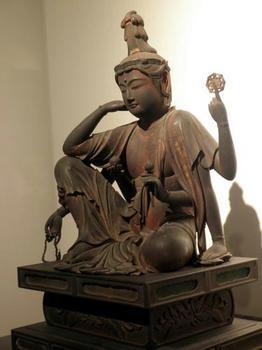 奈良博の如意輪観音