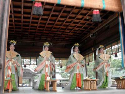 浦安舞の舞姫たち