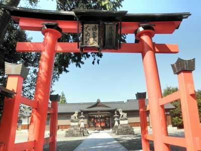 黒駒町 御霊神社