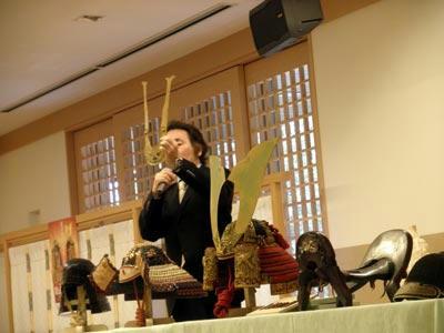 小林良氏の講演