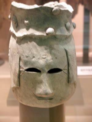 四条古墳の埴輪
