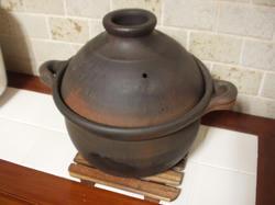 ぶんぶく土鍋