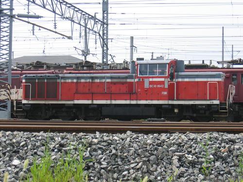 DE10 1642号機