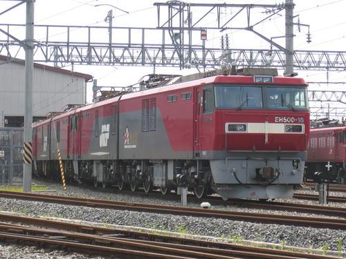 EH500 16号機その2