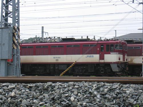 ED75 1011号機