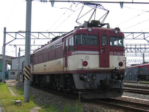 ED75 1017号機