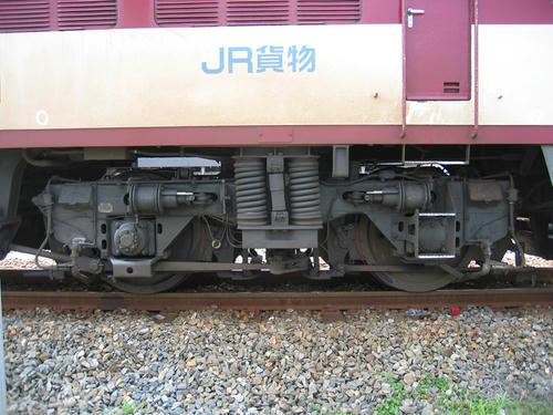 DT129形台車