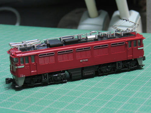 ED75耐寒形