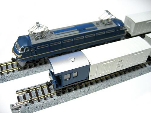 EF66前期形&レムフ10000