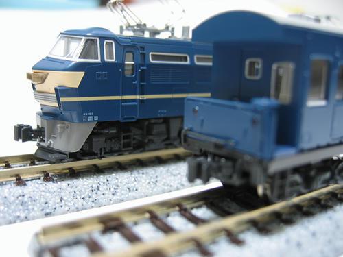 EF66前期形&レムフ10000その2